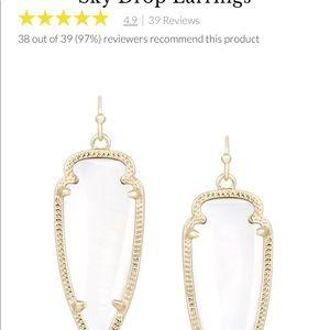 Kendra Scott Jewelry - Kendra Scott Sky Drop Earrings